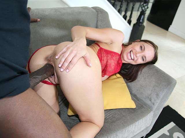 Aidra Fox from BlacksOnBlondes.com