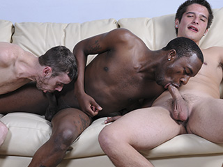 Interracial Pickups Cali Boi