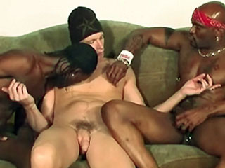 Interracial Pickups Jack