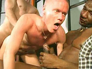 Interracial Pickups Marc Winters