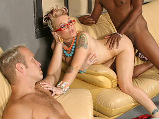 Ace And The CuckBoy from CandyMonroe.com