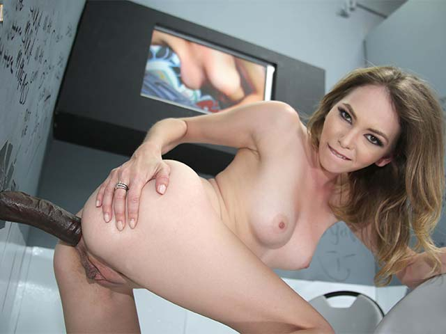 Angel Smalls from GloryHole.com