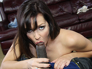 Interracial Pickups Bobbi Starr