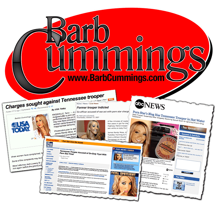 BarbCummings.com Branding