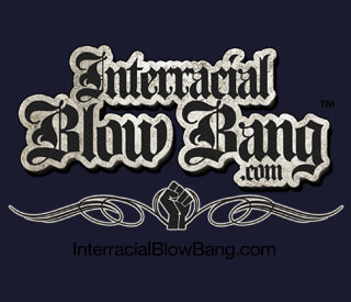 Free InterracialBlowbang.com username and password when you join CumBang.com