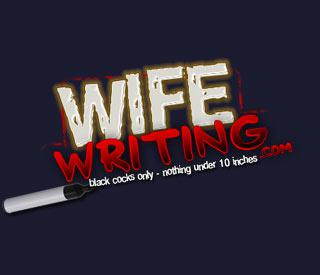 WifeWriting.com included when you sign up for Gloryhole.com