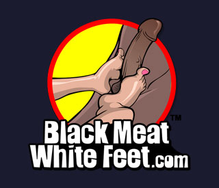 Free BlackMeatWhiteFeet.com username and password when you join InterracialBlowbang.com