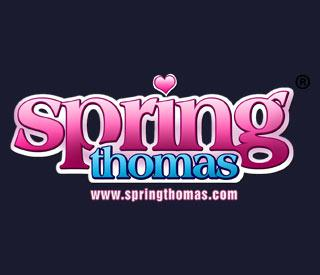 Free SpringThomas.com username and password when you join WatchingMyMomGoBlack.com