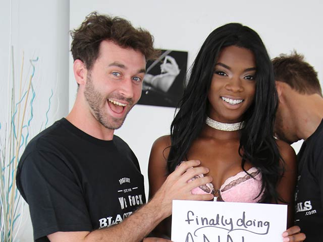 James Deen from WeFuckBlackGirls.com