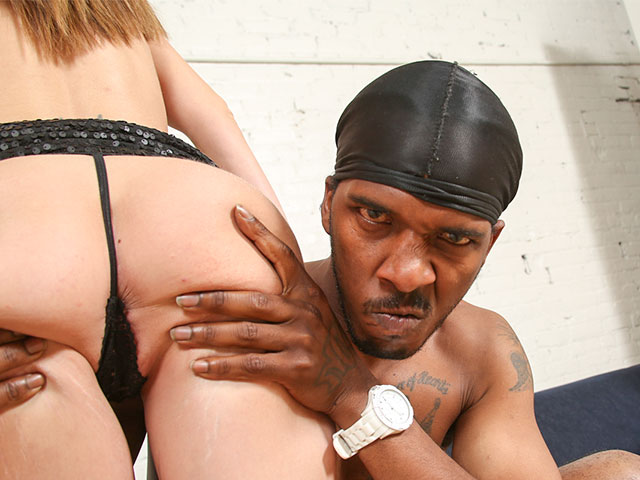 Charlie Mac from InterracialBlowbang.com
