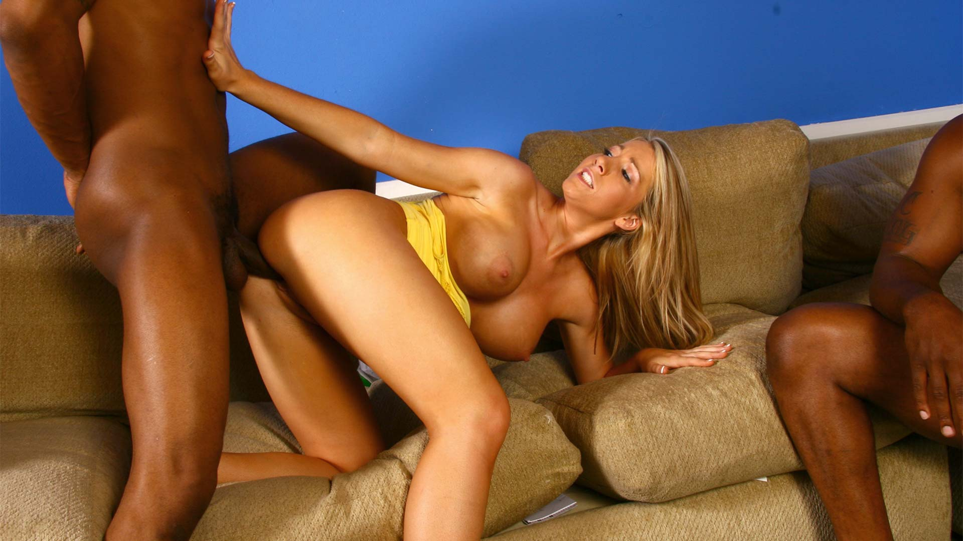 BarbCummings Black Jizz In My Womb Interracial Porn