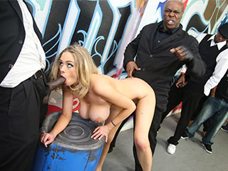 Katie Kox BTS from BehindTheScenes