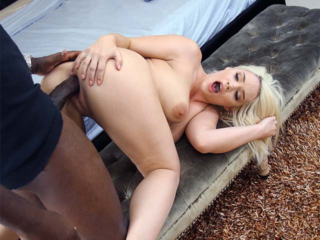 Hadley Viscara from BlacksOnBlondes.com