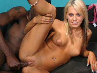Jacky Joy from BlacksOnBlondes.com