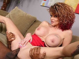 Joslyn James from BlacksOnBlondes.com