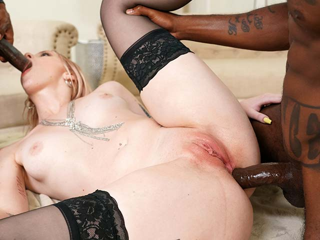 Marilyn Johnson from BlacksOnBlondes.com