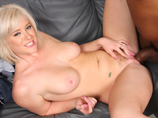 Naomi Cruise from BlacksOnBlondes.com