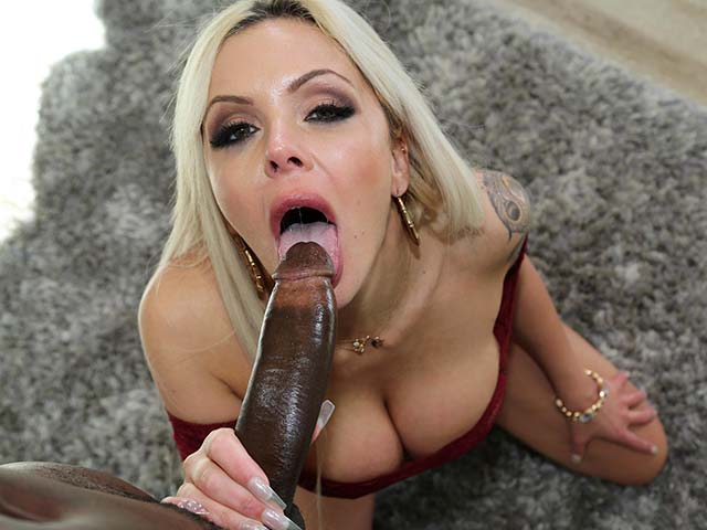 Nina Elle from BlacksOnBlondes.com