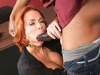 Veronica Avluv from BlacksOnBlondes.com