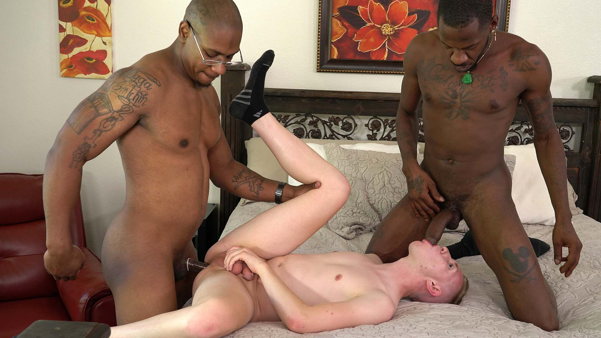 Tyler Price, Deepdicc, Lawrence West & Micah Martinez