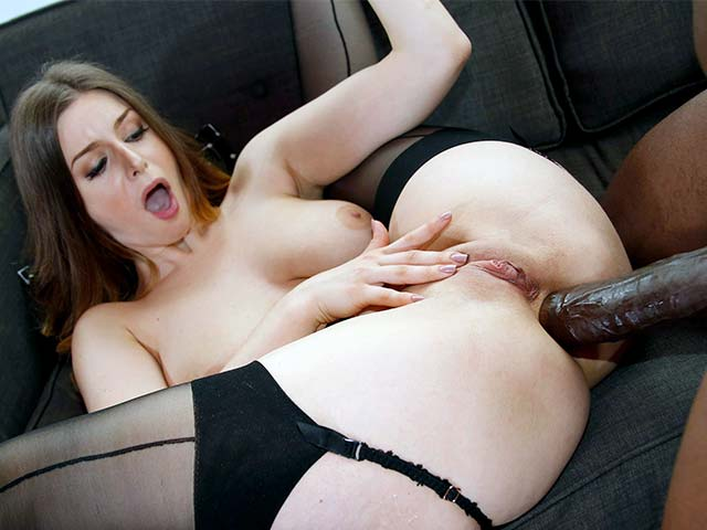 Step Daughter Anal Creampie
