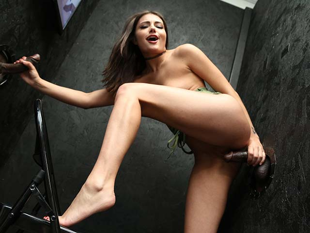 Adria Rae from GloryHole.com