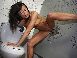 Cecilia Vega from GloryHole.com