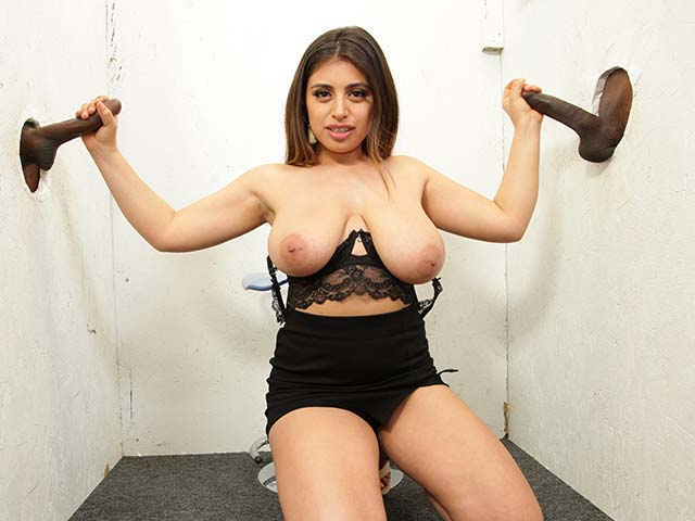 Ella Knox from GloryHole.com