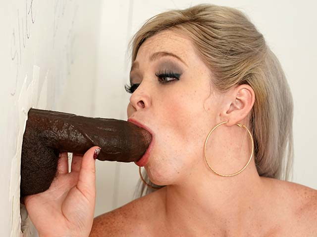 Kay Carter from GloryHole.com
