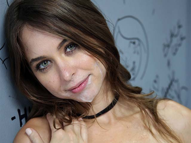 Riley Reid from GloryHole.com