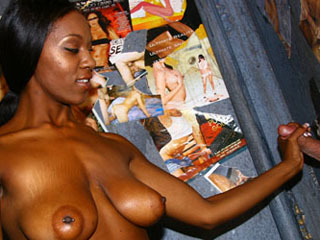 Erika Vuitton from Gloryhole-Initiations.com