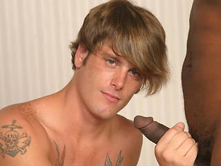 Interracial Pickups Chase Evans (male)