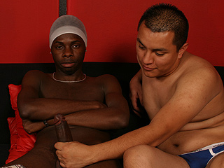 Interracial Pickups Jason Fellows