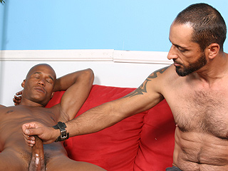Interracial Pickups Tom Colt