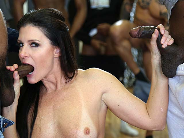 India Summer from InterracialBlowbang.com