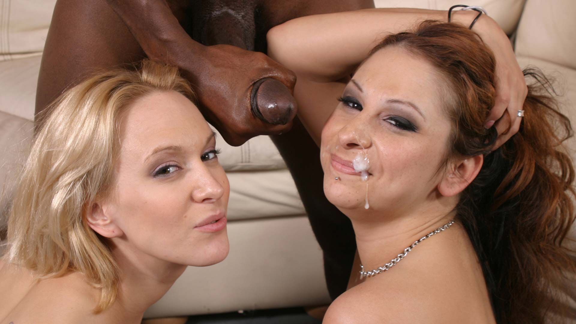 RuthBlackwell Leah Lexington Interracial Porn