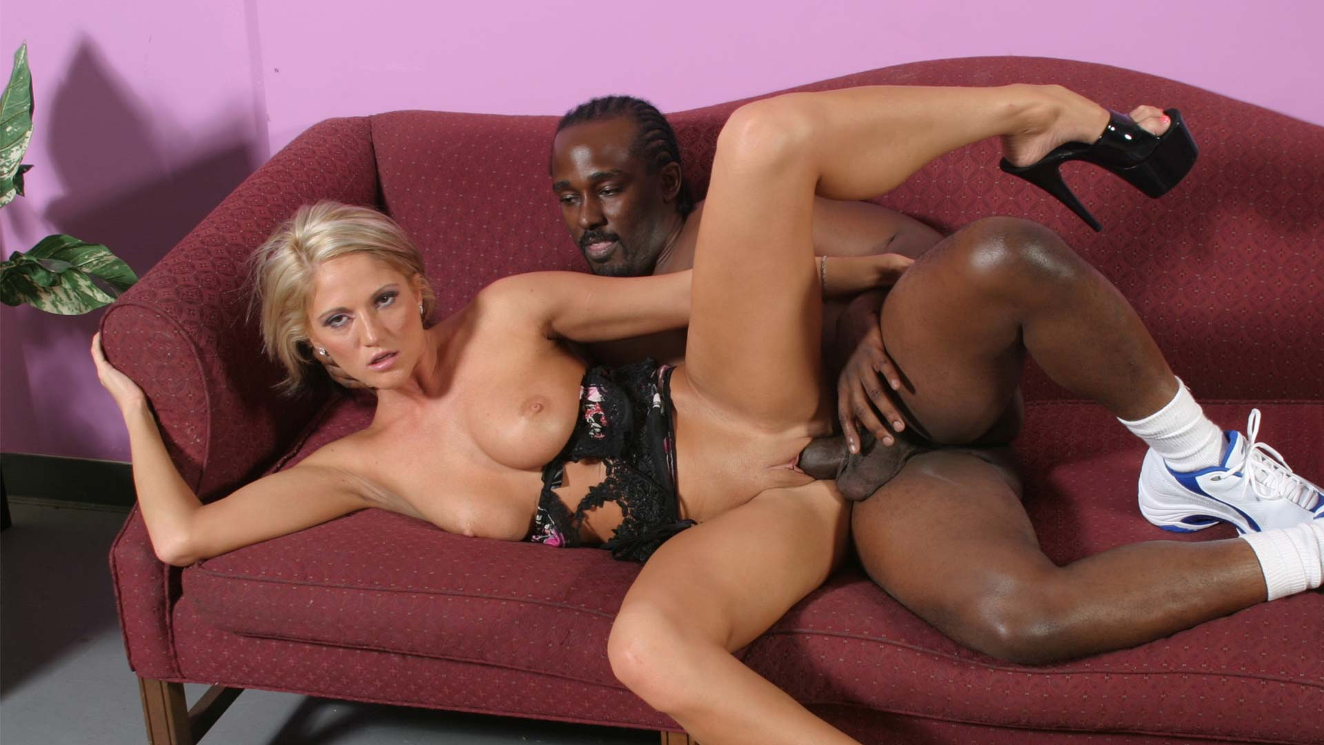 SpringThomas  Pound My Pink Hole Interracial Porn