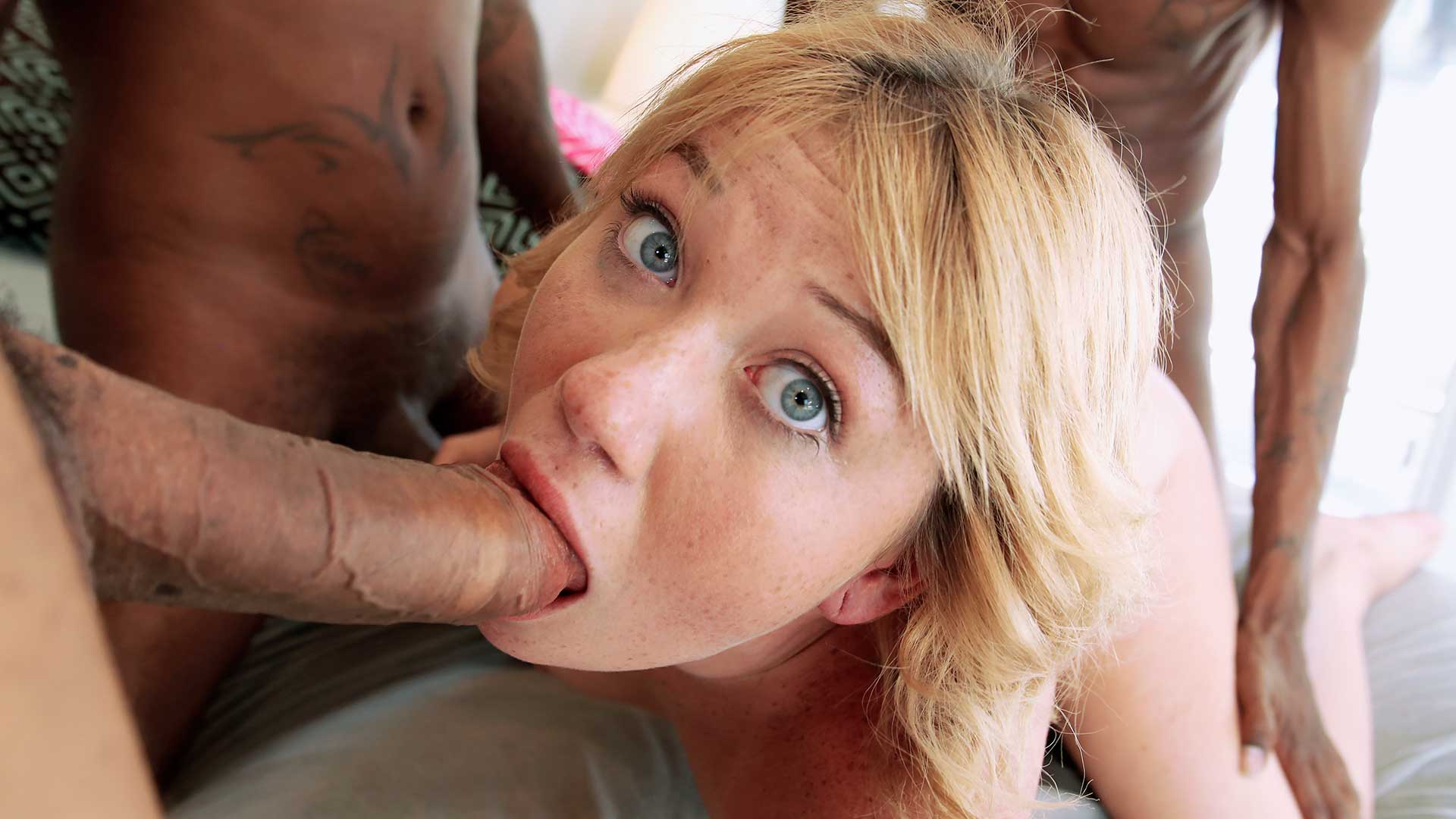 WatchingMyDaughterGoBlack Zelda Morrison Interracial Porn