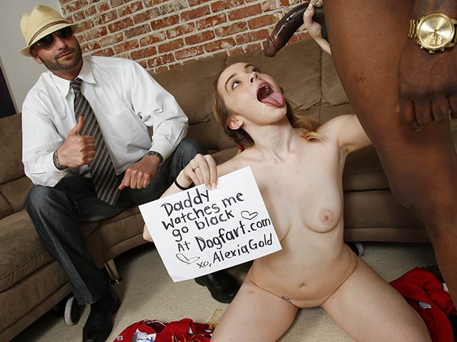 Alexia Gold's WatchingMyDaughterGoBlack Movie