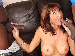 Desi Foxx from WatchingMyMomGoBlack.com