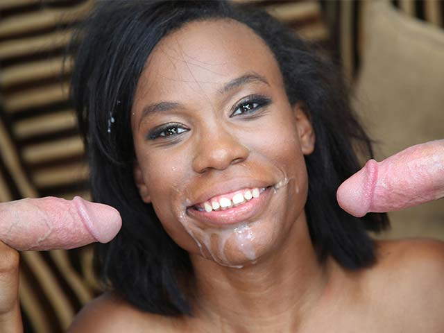 Ivory Logan from WeFuckBlackGirls.com
