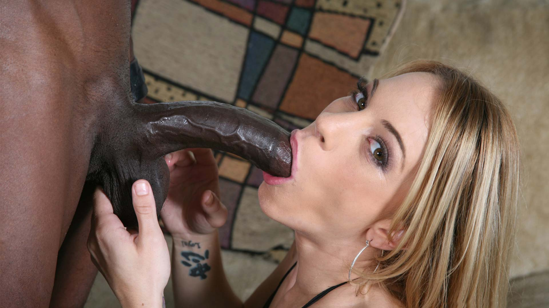 WifeWriting Kiera Lynn Interracial Porn