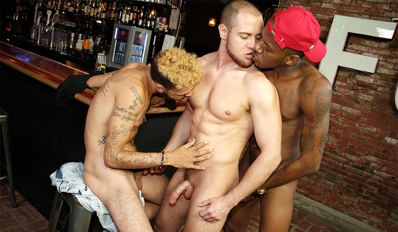 Brendan Phillips, Daddy Cream & Deepdicc VIDEO PREVIEW