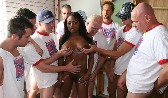 Busty ebony osa lovely takes gloryhole cock - 1 part 10