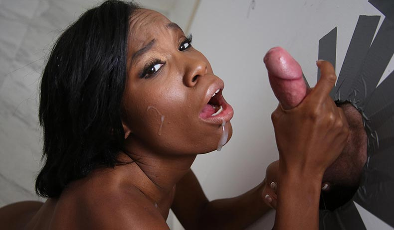 Ivory Logan - gloryhole-initiations.com