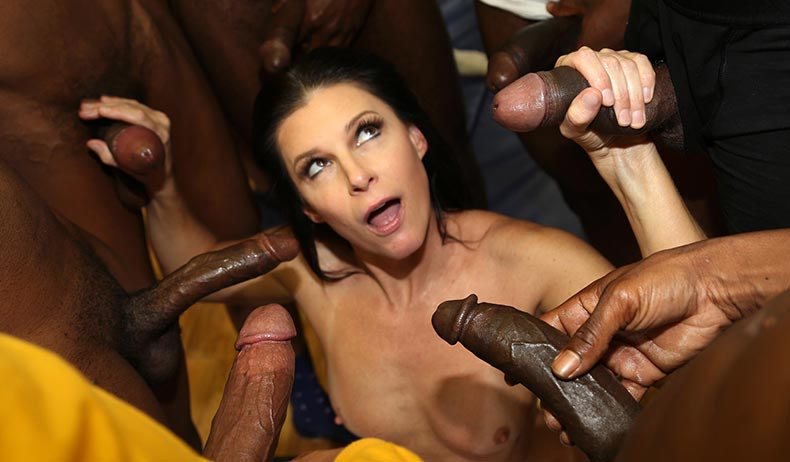 India Summer - interracialblowbang.com